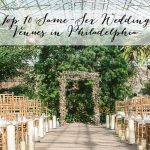 top 10 same sex wedding venues Philadelphia styled bride