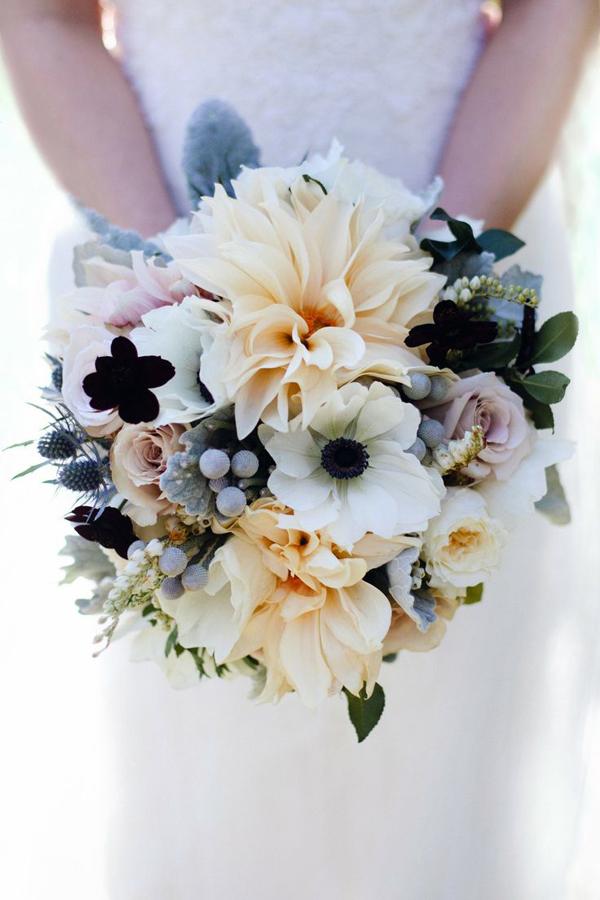 Winter Bouquet: Style Me Pretty