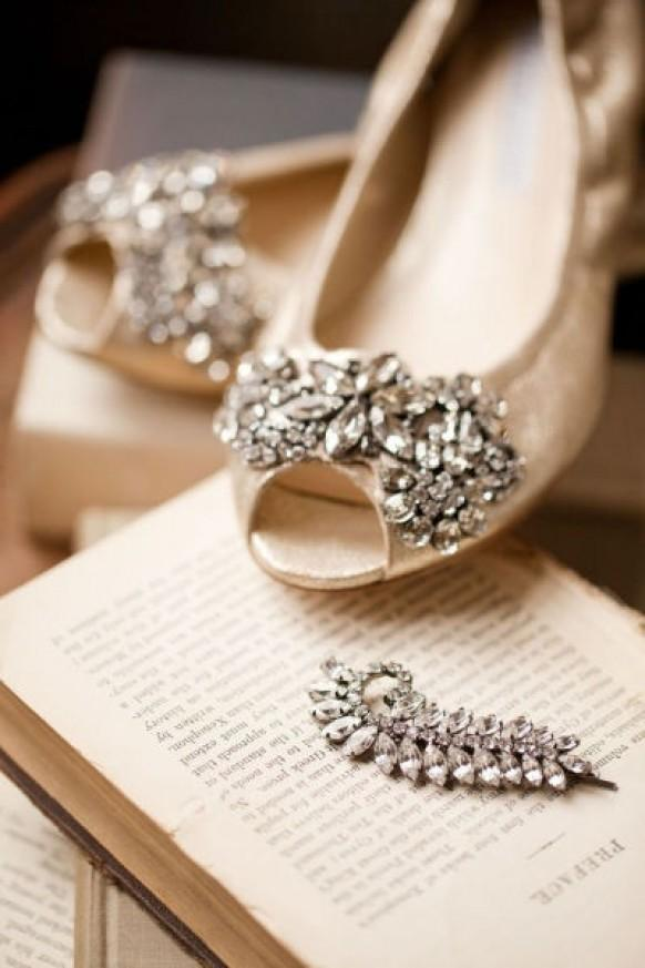 3f04696ec Bridal Styled  Flats on Your Wedding Day
