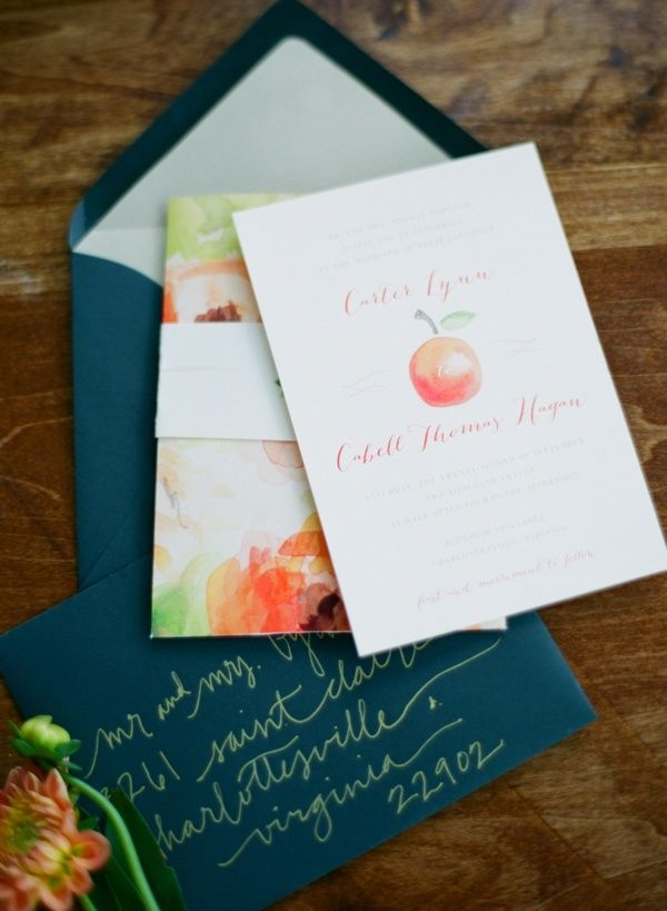 Styled How To\'s: Summer Fruit Inspiration   The Styled Bride