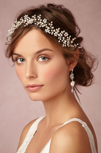 BHLDN Pearly Dreams Halo