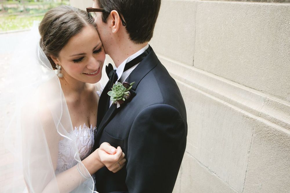 Karen and jeremy wedding