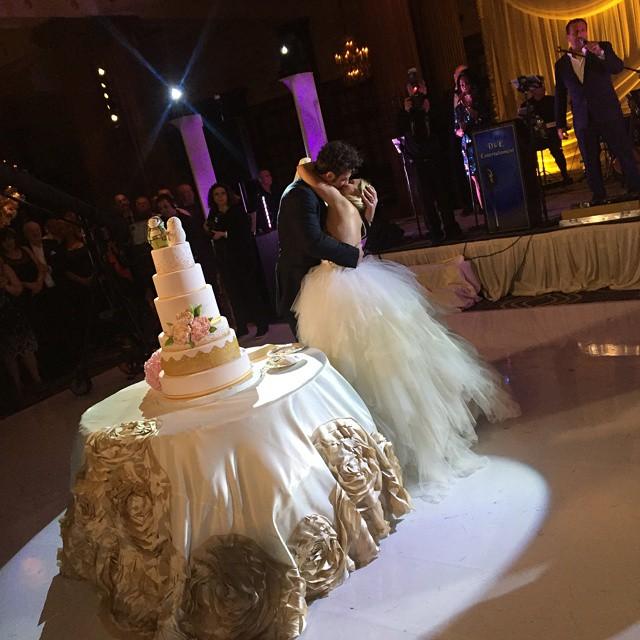 Cake by Velvet Sky /Photo via Instagram