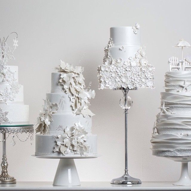 Photo by Joe Kelly Photography A cake for every season- created by House of Clarendon