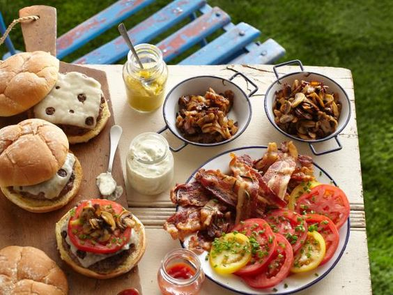 Burger Bar / photo- foodnetwork.com