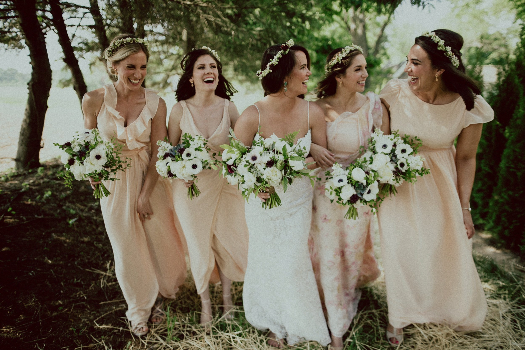 Bella Bridesmaids Styled Note March 2017