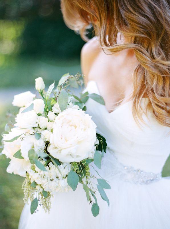 white palette inspiration styled bride