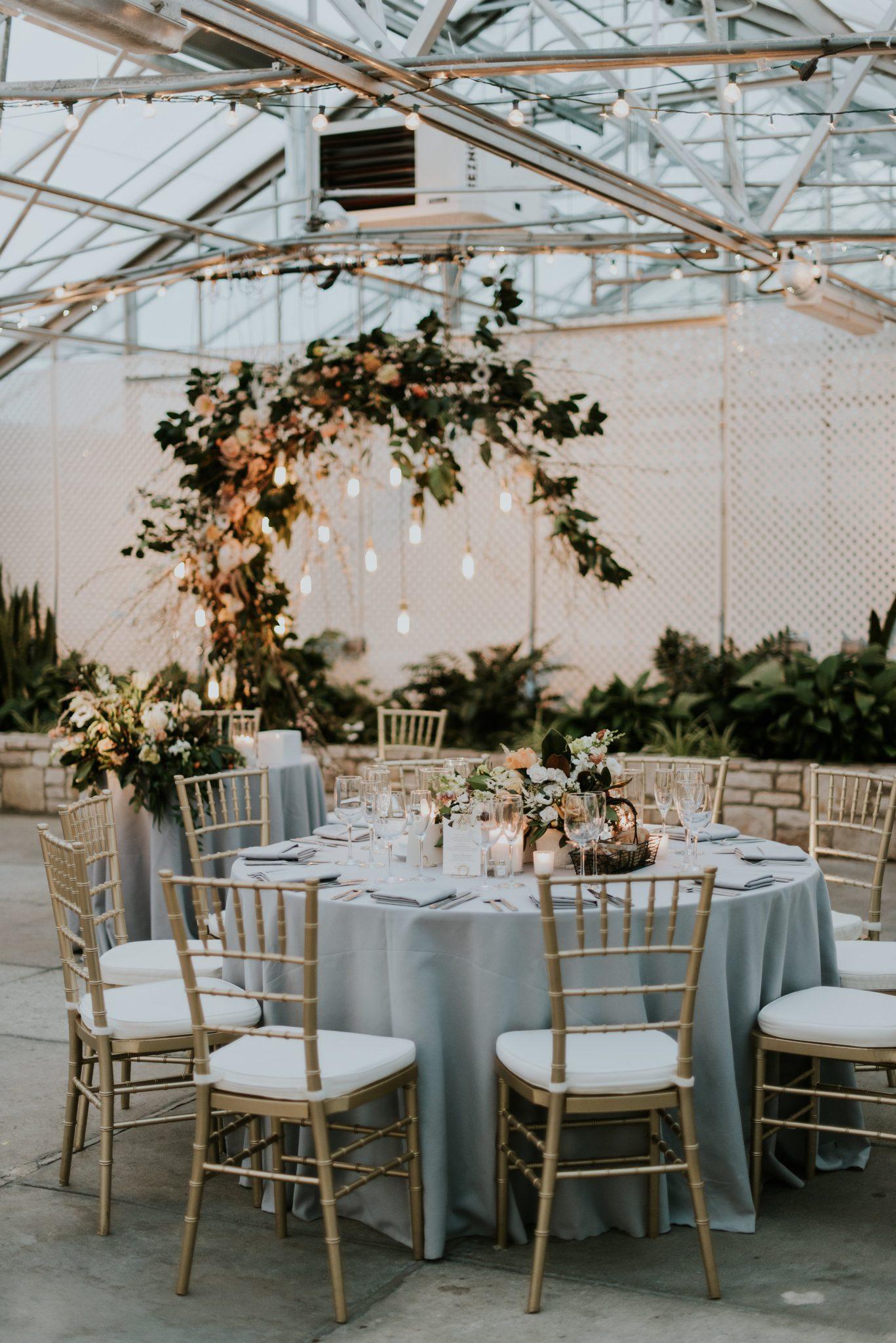 Philadelphia Horticultural Center Starr Events Styled Bride