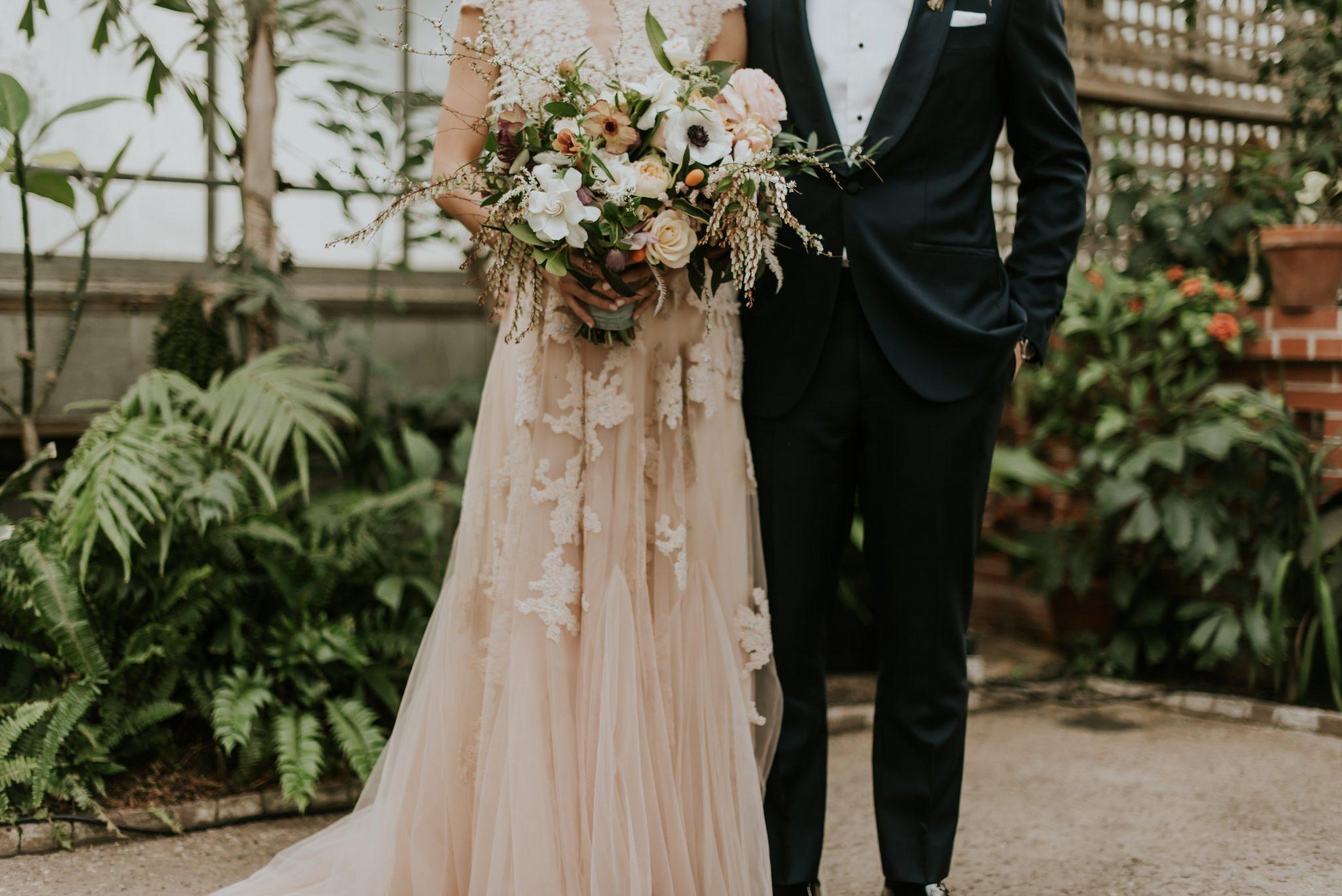 wedding bouquet sullivan own