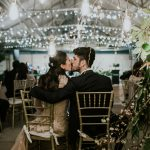 Horticultural Center Philadephia Wedding