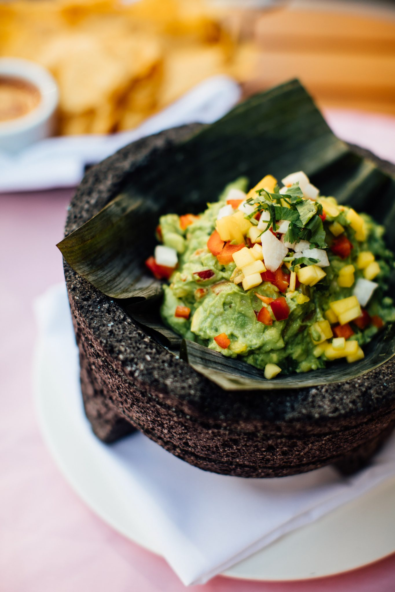You can not order to guacamole at El Vez! It's the perfect spot for a bachelorette party. | www.TheStyledBride.com