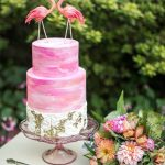 The Styled Bride Winterthur Estate Summer Wedding Cake | www.thestyledbride.com