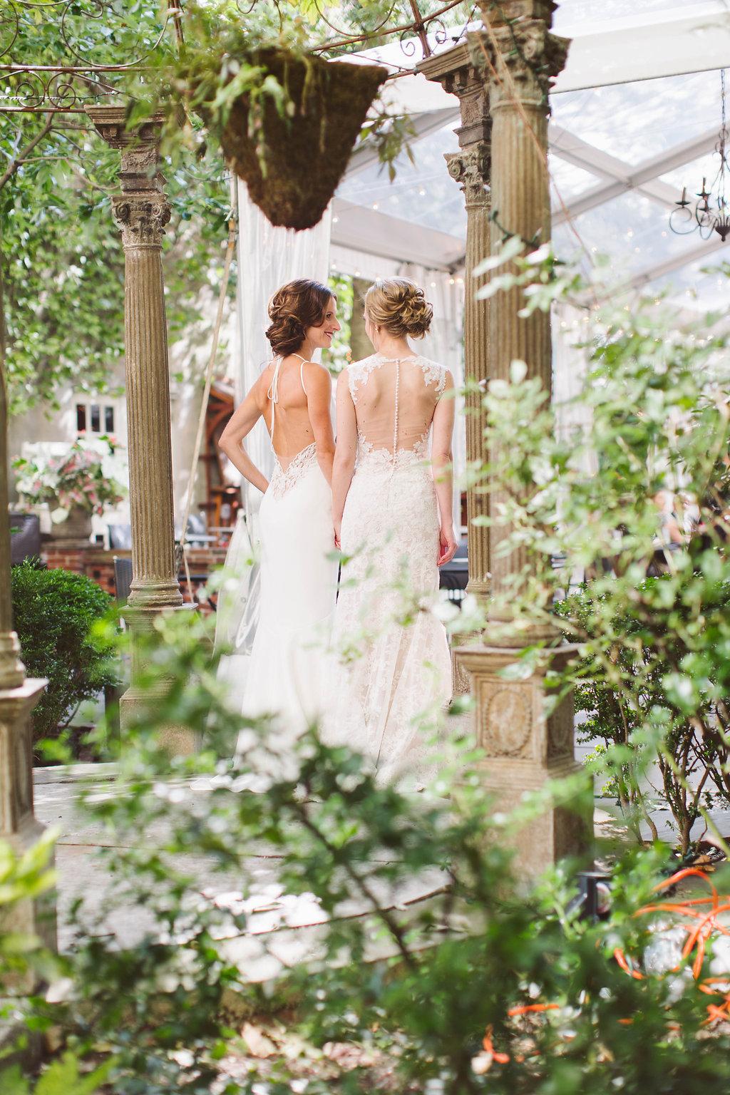 Same Sex Philadelphia Wedding   www.thestyledbride.com