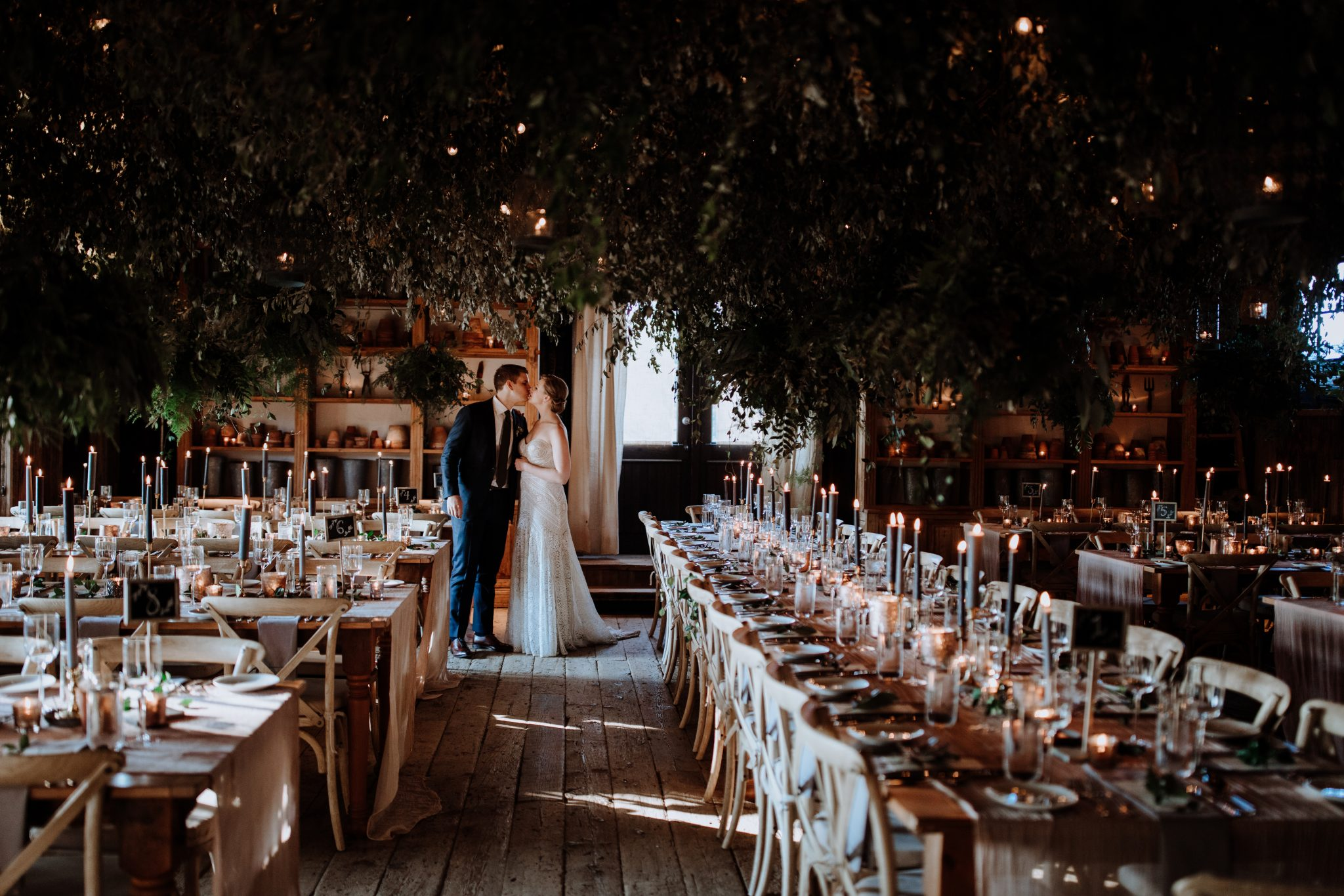 Romantic Terrain Garden Wedding | www.thestyledbride.com