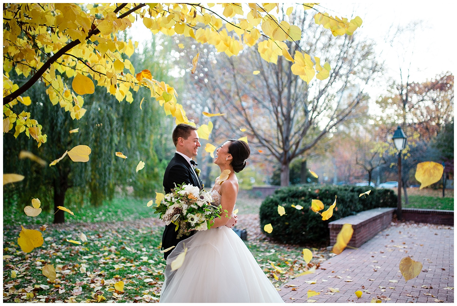 Kimmel Center Wedding | www.thestyledbride.com