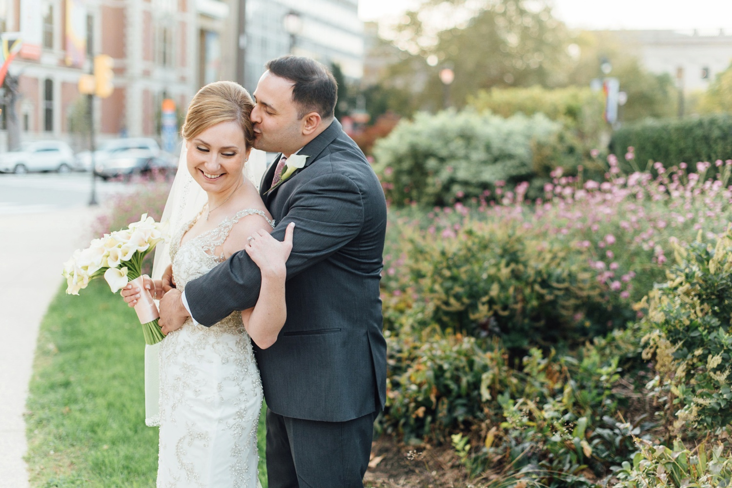 Philadelphia wedding at The Logan | www.thestyledbride.com