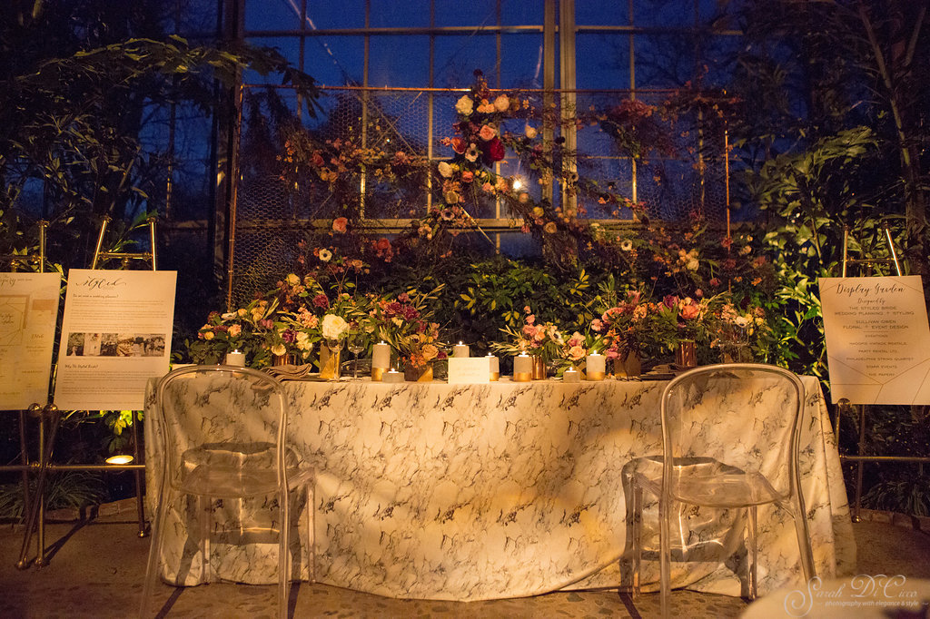 Fairmount Park Horticulture Center Wedding Inspiration by The Styled Bride   www.thestyledbride.com