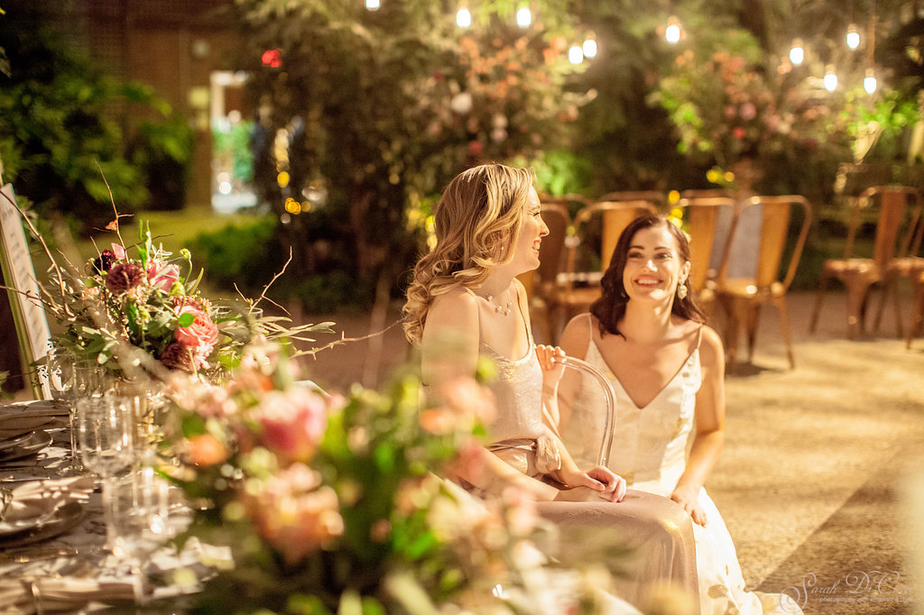 Fairmount Park Horticulture Center Wedding Inspiration by The Styled Bride | www.thestyledbride.com