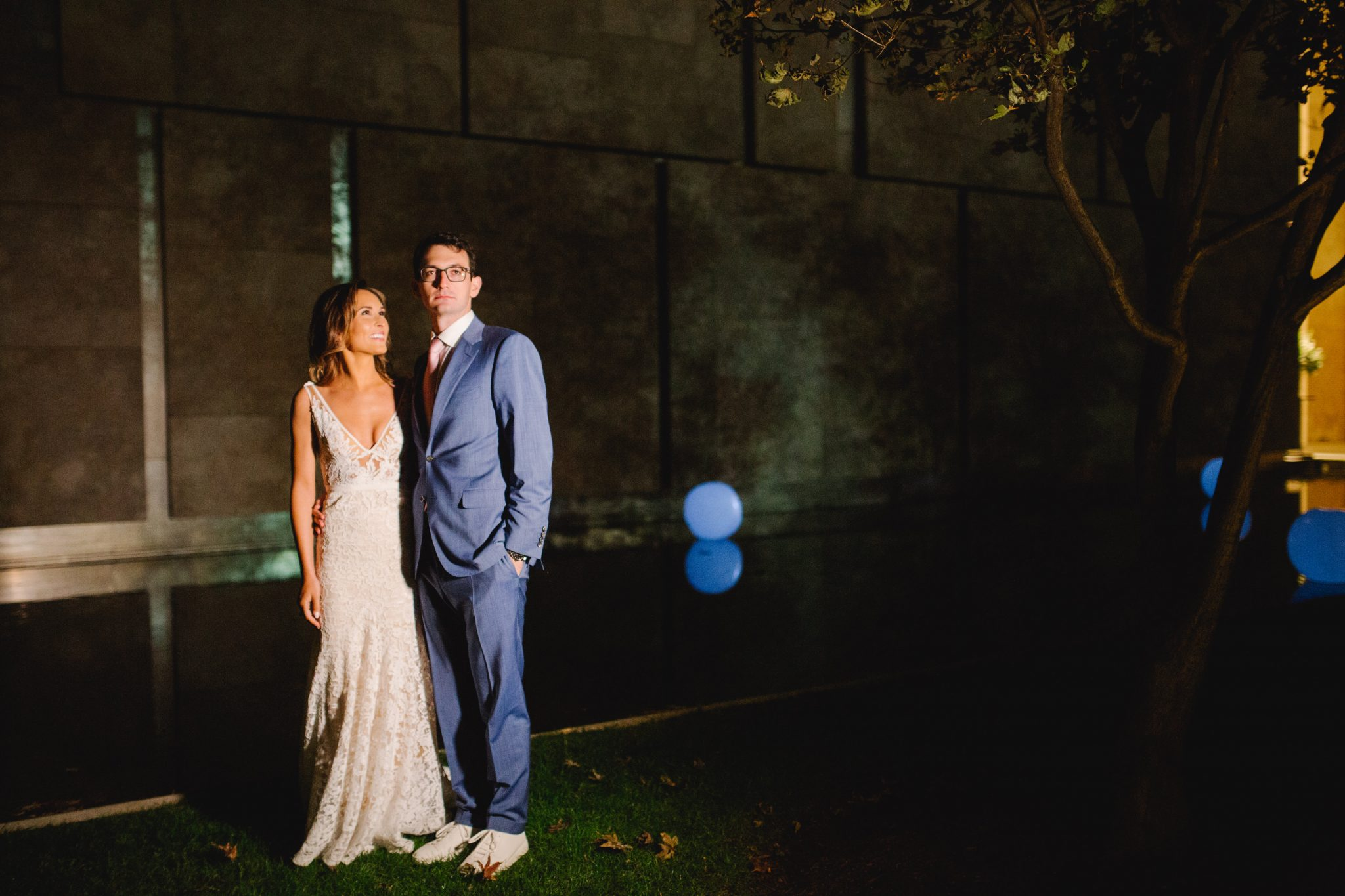 Fall Wedding at The Barnes Foundation in Philadelphia | www.thestyledbride.com