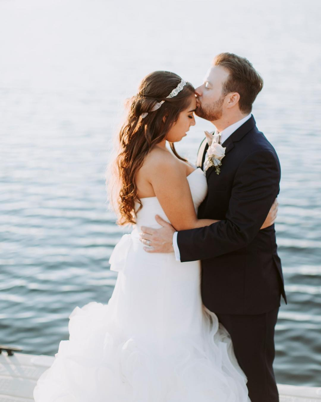 The Reeds at Shelter Haven Wedding Planned by The Styled Bride | www.thestyledbride.com