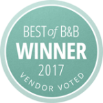 Best of B&B Winner 2017