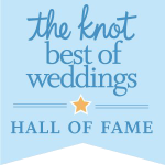 the knot best of weddings hall of fame 2018