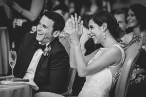 Happy Bride and Groom | The Styled Bride Wedding Planners