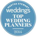 martha stewart top wedding planner 2014