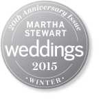martha stewart top wedding planner 2015