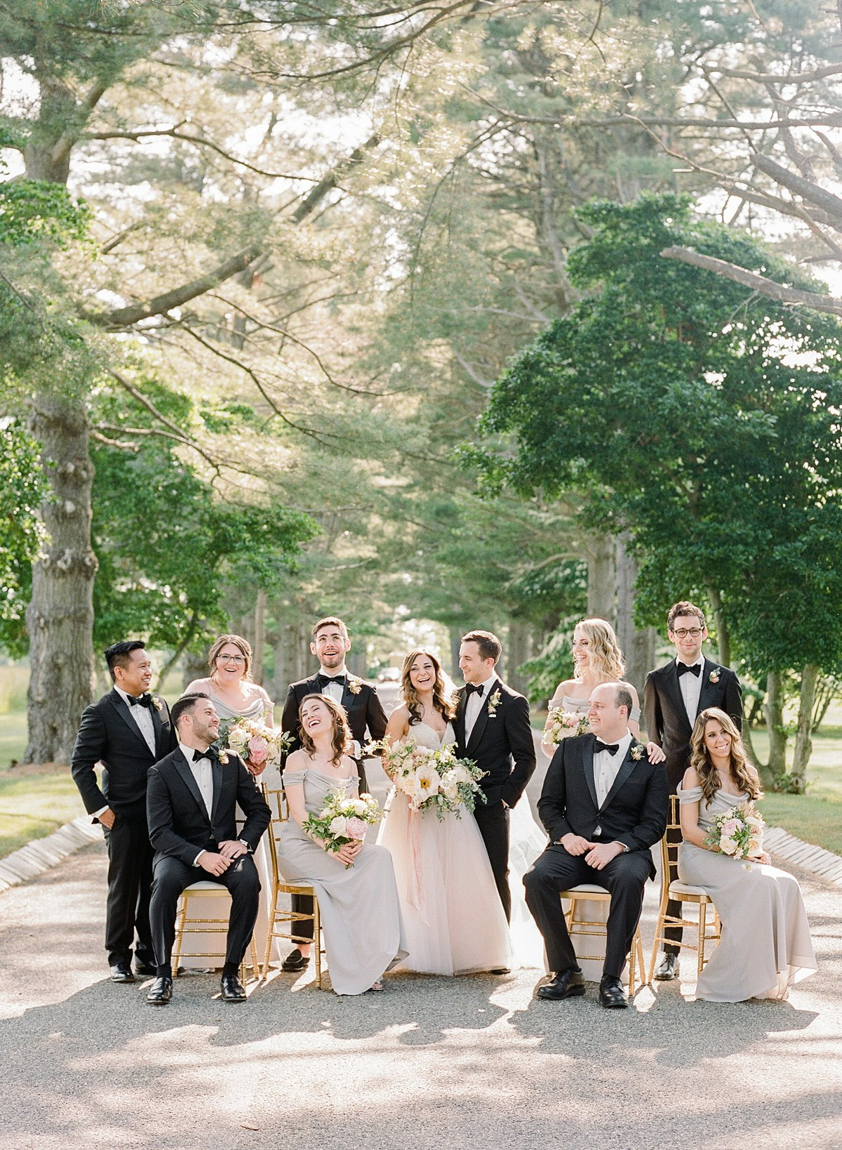 The Styled Bride | Ashford Estate | Rebecca Yale Photography