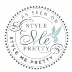 Style Me Pretty – As Seen On Badge