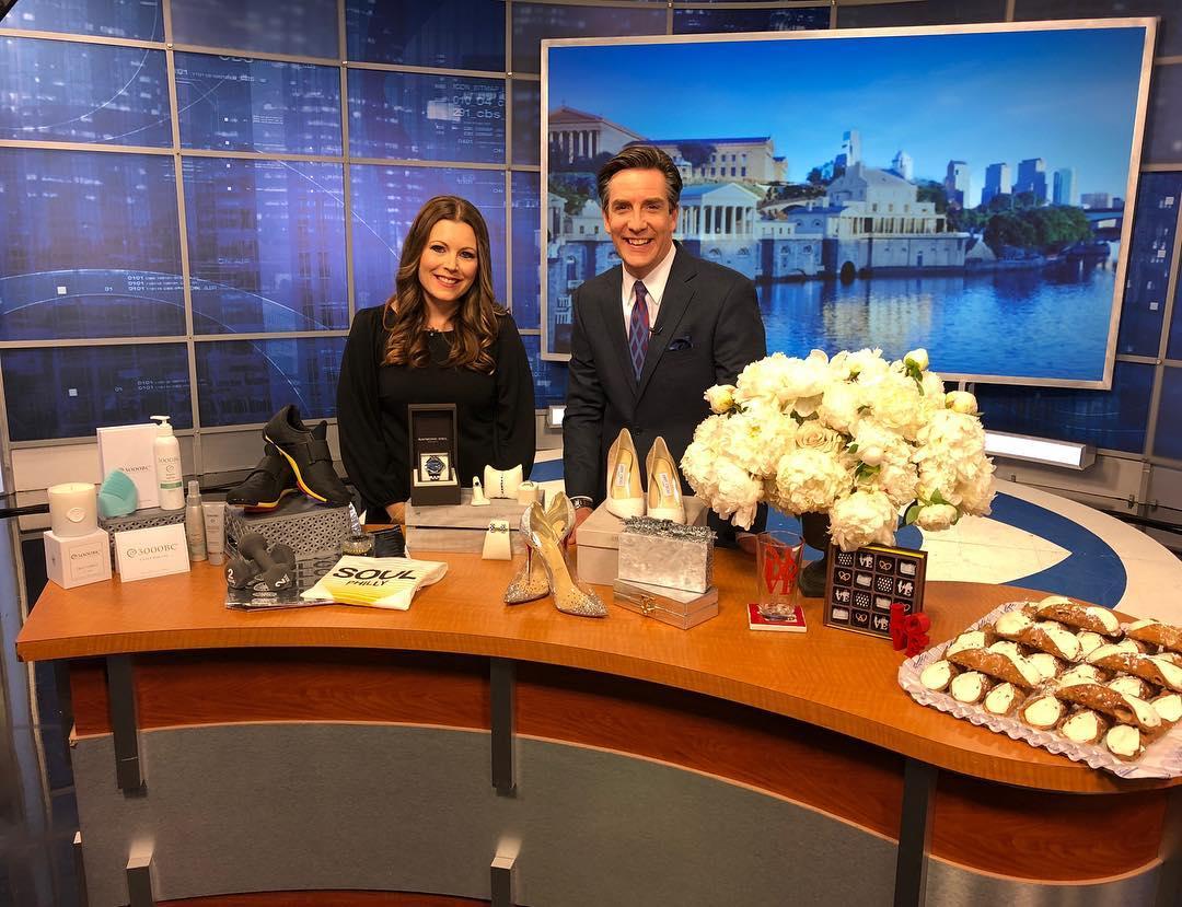 Alana Tosti Modern Luxury Weddings Philadelphia CBS