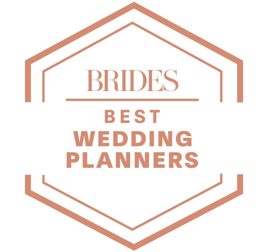 Brides Best Wedding Planners Badge