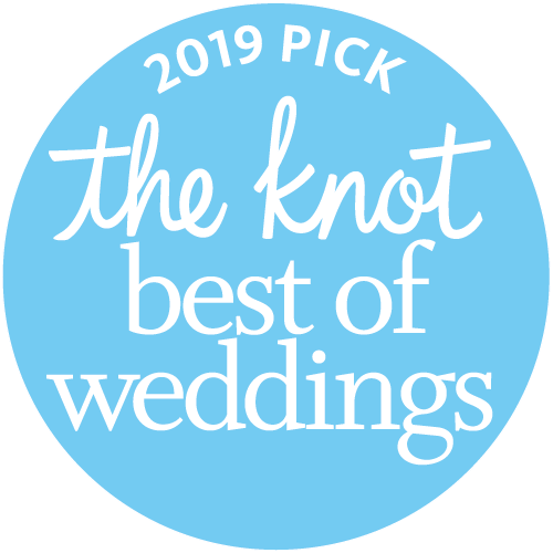 The Knot - Best of Weddings Award Pick, 2019