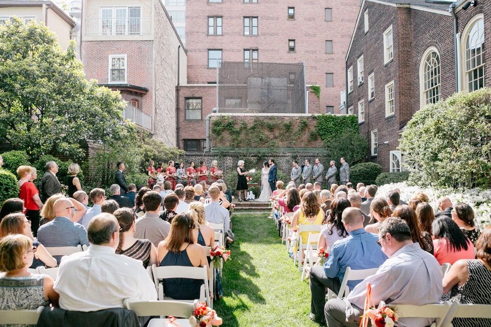 Philadelphia Wedding Venue Colonial Dames | www.thestyledbride.com