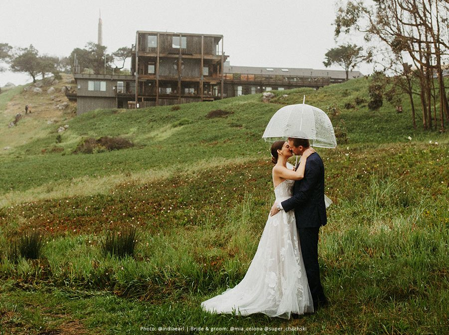What to do if it rains on your wedding day in Philadelphia | www.thestyledbride.com