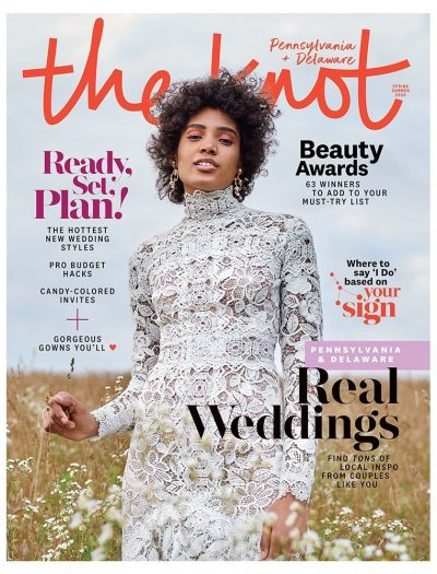 the Knot Magazine Spring Summer 2020