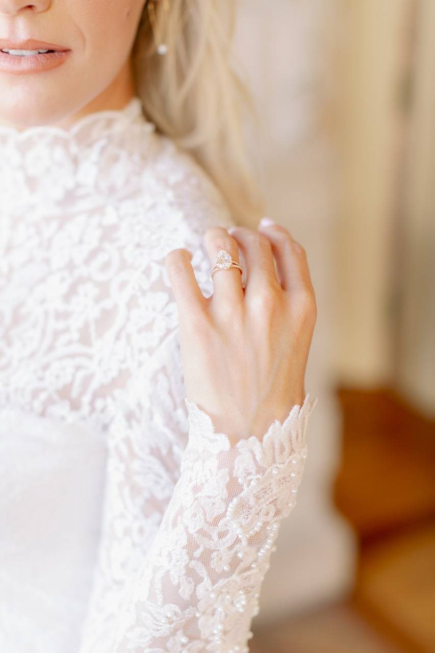 Styled Day Feature with Philadelphia and Destination Wedding Photographer Magi Fisher of Magdelena Studios | www.thestyledbride.com