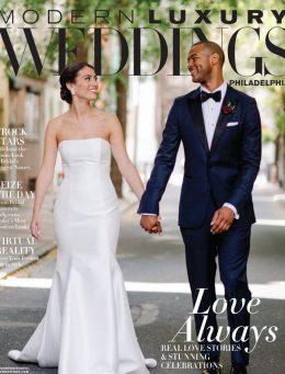 Modern Luxury Weddings Philadelphia | July 2020