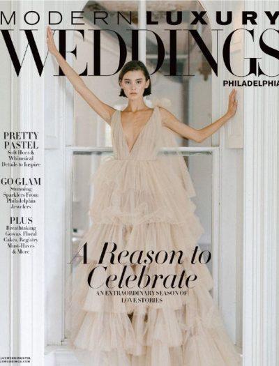 Modern Luxury Weddings Philadelphia | Featuring The Styled Bride | December 2020