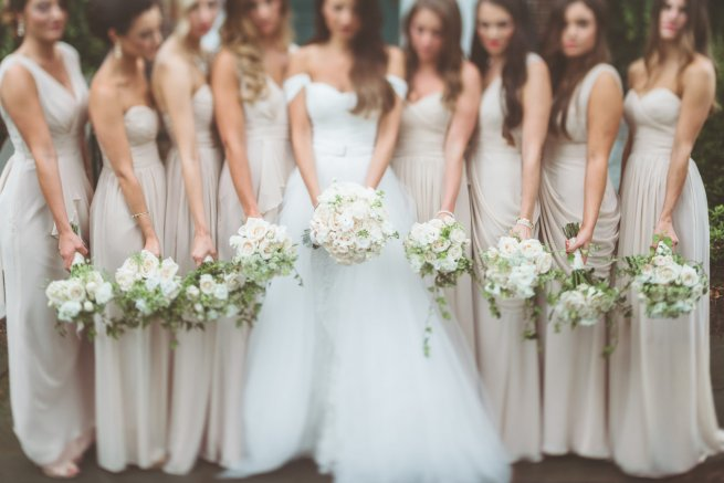 saucon valley bridal party