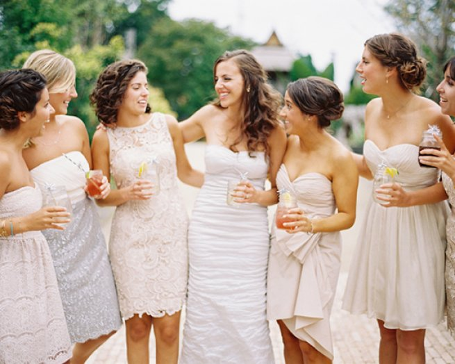 terrain bridal party